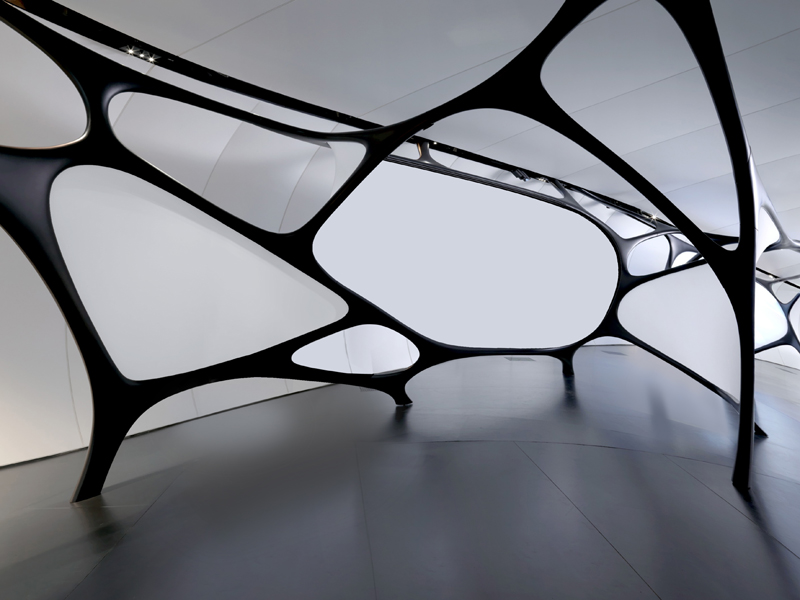 Parametric design for Architecture parametrique